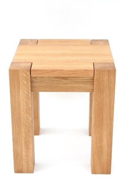 Solid Oak Bench Oak Dining and Kitchen Oak Benches : Baltic Solid Oak Stool 1 from www.oakdiningsets.co.uk size 415 x 623 jpeg 30kB