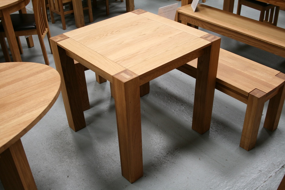 Small Dining Table and Bench