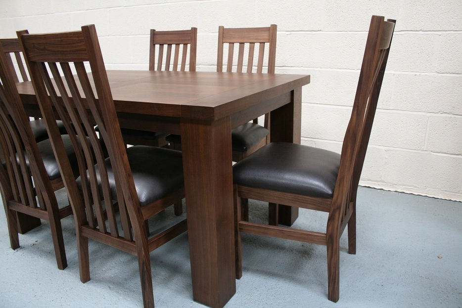 Magnificent Walnut Dining Table and Chairs 934 x 623 · 187 kB · jpeg