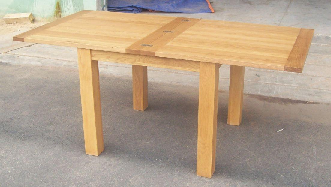 flip top dining table plans images