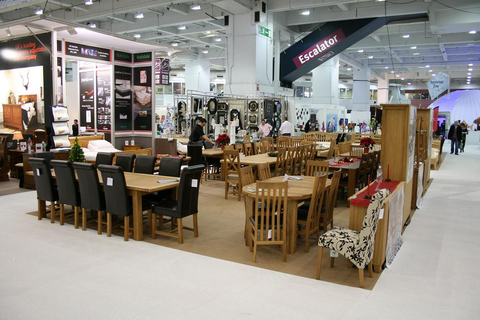 Ideal home show furniture oak