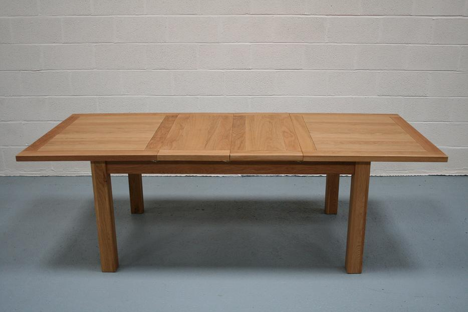 Lichfield Extending Dining Tables 8 Seater Oak Dining Table Set