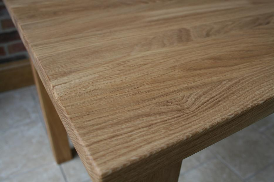 Solid oak kitchen tables chairs cheapest prices for Solid oak dining table