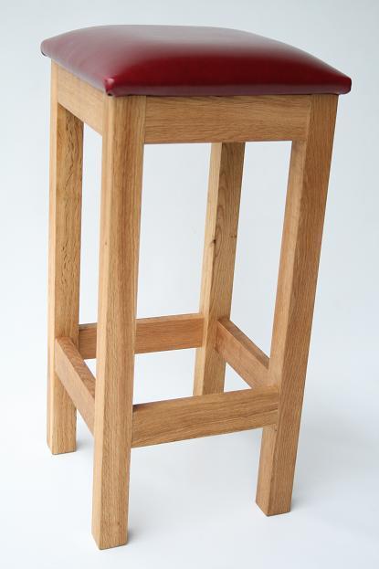 Fabulous Oak Bar Stools Kitchen Stools Tall Oak Breakfast Bar Stools Machost Co Dining Chair Design Ideas Machostcouk