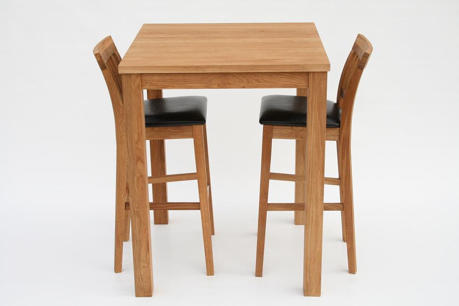 Oak Stools | Oak Bar Stool | Breakfast Bar Cafe Pub Restaurant | Wooden