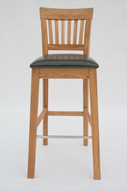 Oak Bar Stools ~ Oak bar stools kitchen tall breakfast