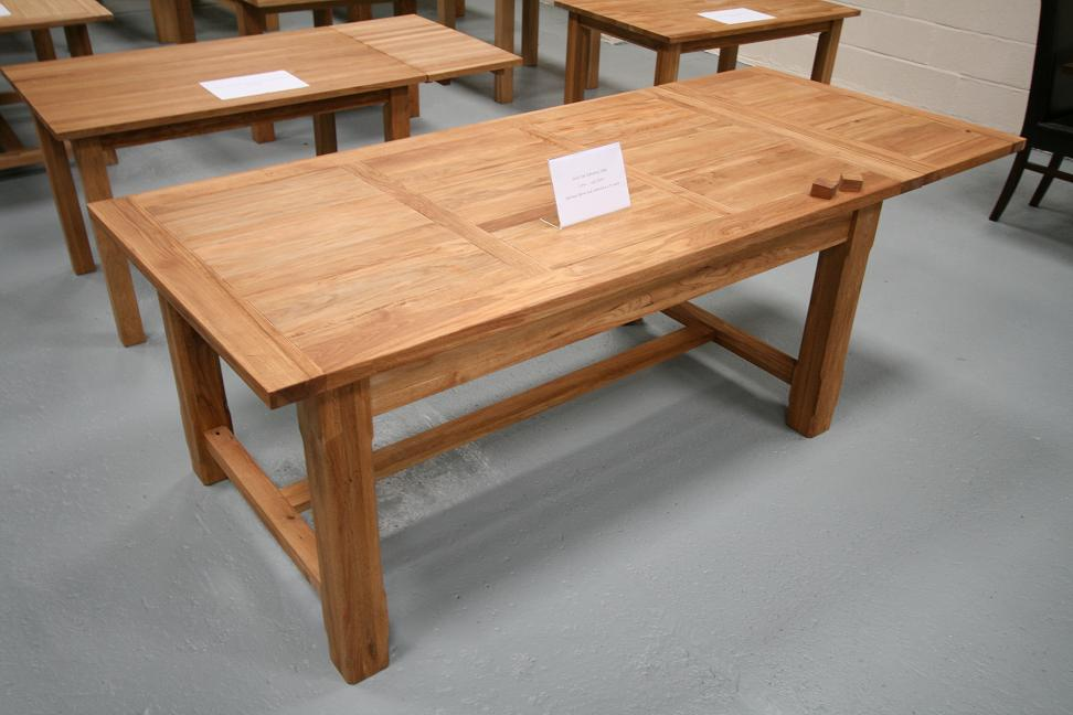 Refectory Tables Refectory Oak Dining Table Large  : Solid Oak Refectory Table 18m 8 Seater 1 from www.oakdiningsets.co.uk size 972 x 648 jpeg 77kB