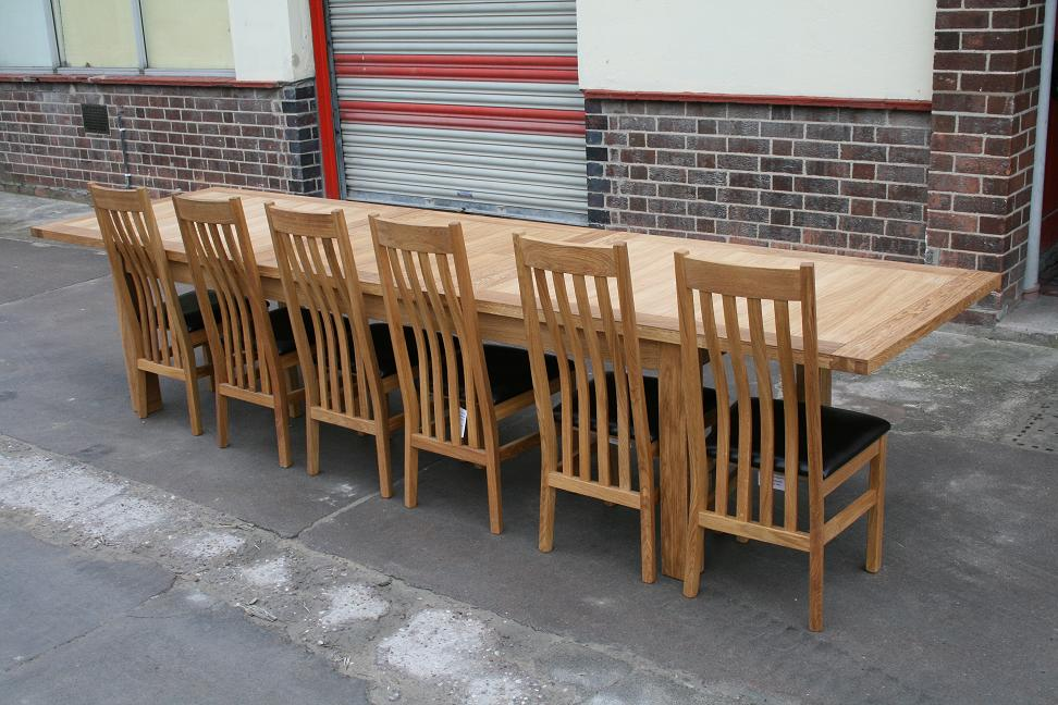 Butterfly extending tables extending oak dining tables for 12 seater wooden outdoor table