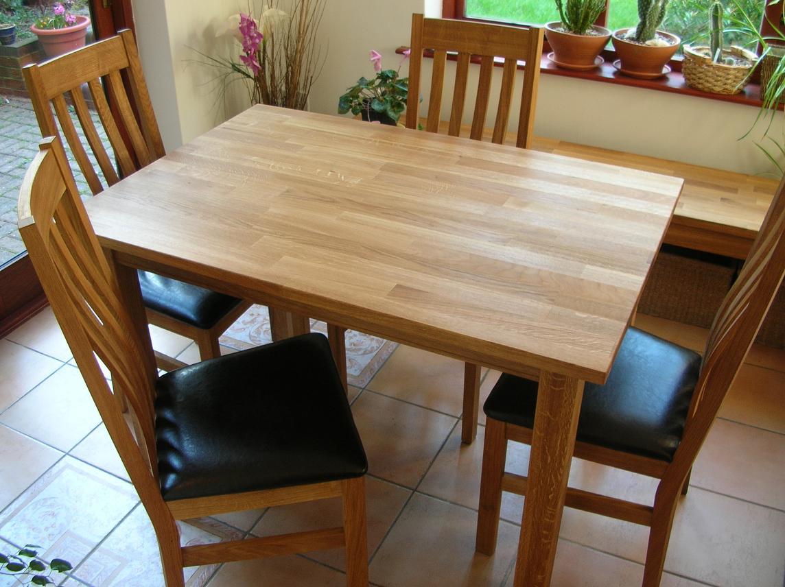 awesome Wooden Kitchen Chairs For Sale Part - 4: Oak Dining Sets