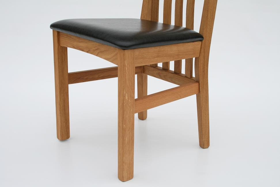 Medline Dining Chair Collection - Tall Upholstered Back Queen Anne
