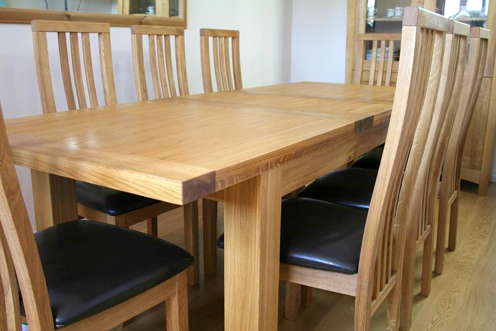 28 oak dining table sets uk country oak 230cm cream painted