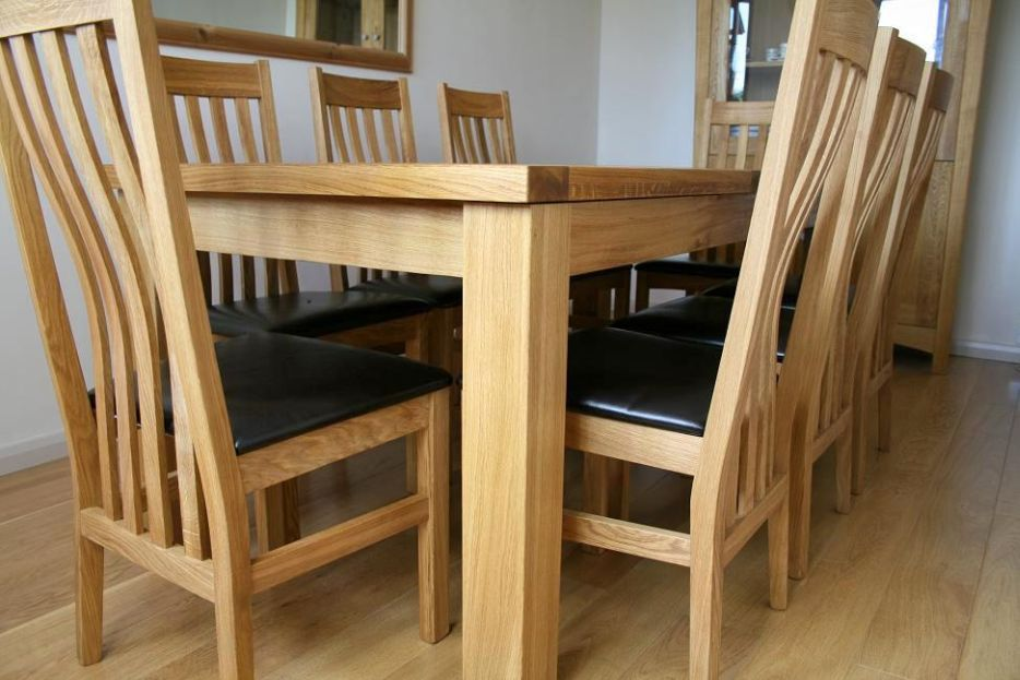 Large And Small Tables Sizes Available To Suit All Room Sizes