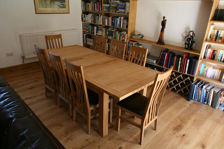 tallinn oak dining sets solid oak dining table sets. Interior Design Ideas. Home Design Ideas