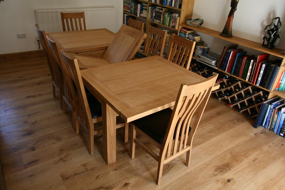 oak dining set 8 chairs. large round oak dining table 8 chairs