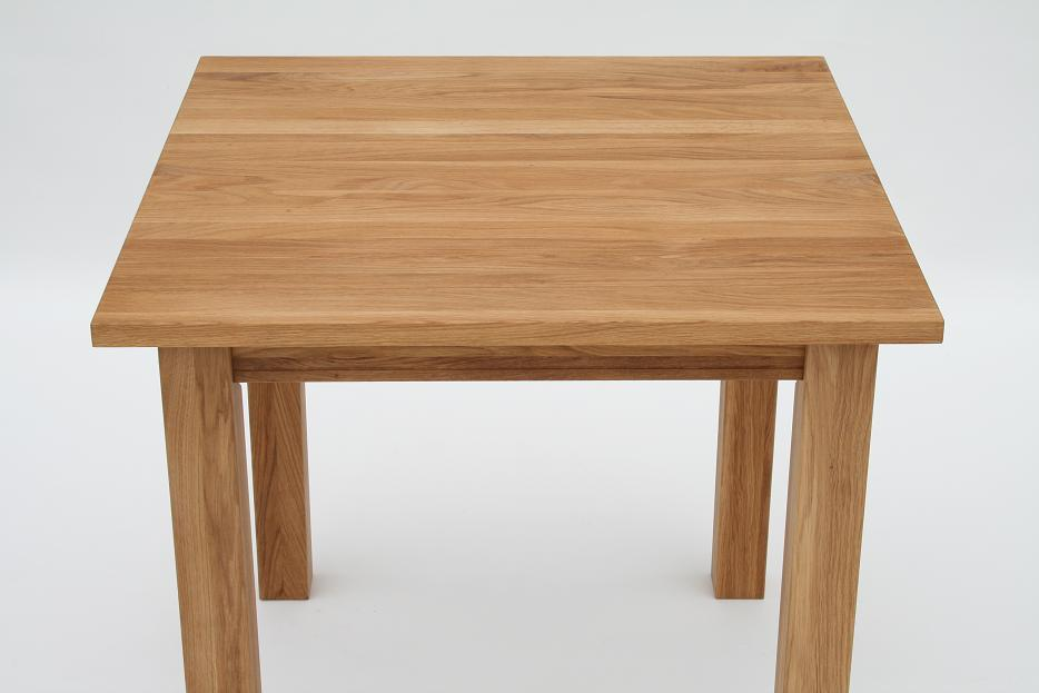 dining table oak dining table 80cm
