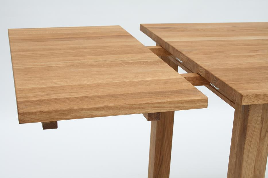 Oak dining room table sets