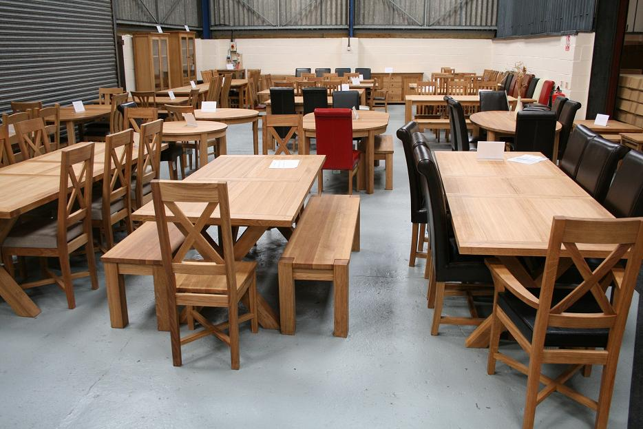 best furniture company on Oak Dining Table Warehouse Furniture   Dining Tables   Uttoxeter