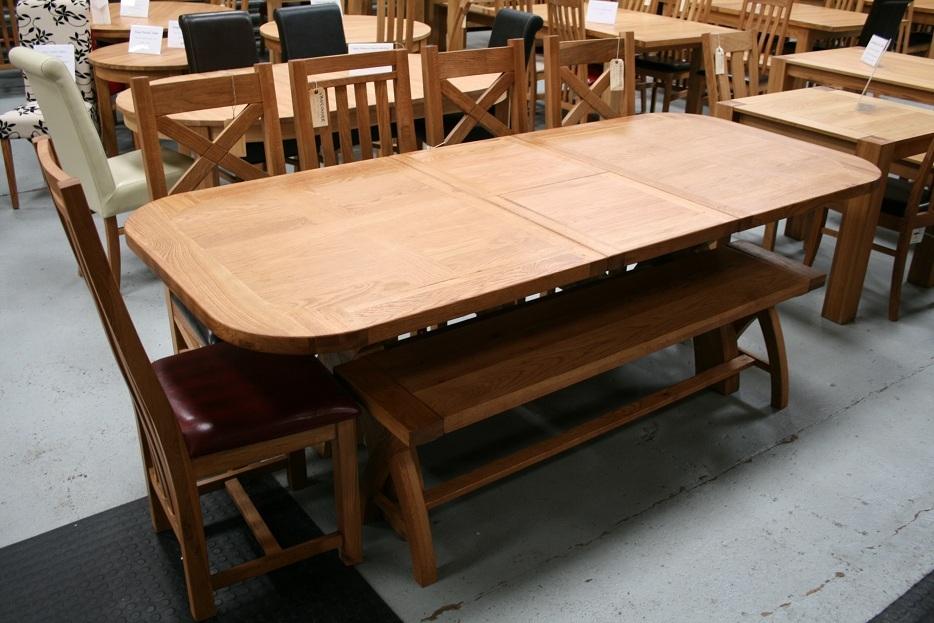 Excellent Country Oak Furniture Rustic Oak Dining Table Furniture Interior Design Ideas Tzicisoteloinfo