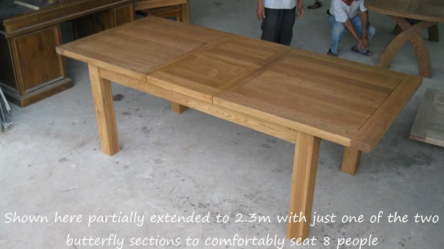 ... Limited Stock - Classic 8 seater table design
