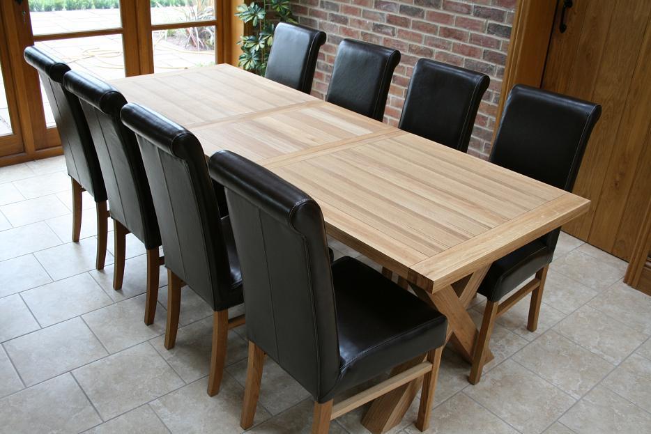 ba0674e34c Cross Leg Dining Tables | Extending X Leg Tables | Oxbow Table