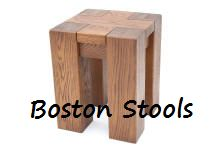 Just £99.99 for this Boston Stool / Bench in Solid Dark American Oak