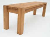 Solid Oak Benches from £139