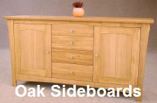 View our oak sideboard ranges here