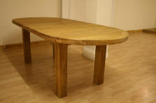 Gentil Round Extending Table Design 1.1m Round Extending To 1.5m Or 1.9m In  European Oak. From £349 Turn A Round Dining Table Into An Oval Table In  Seconds.